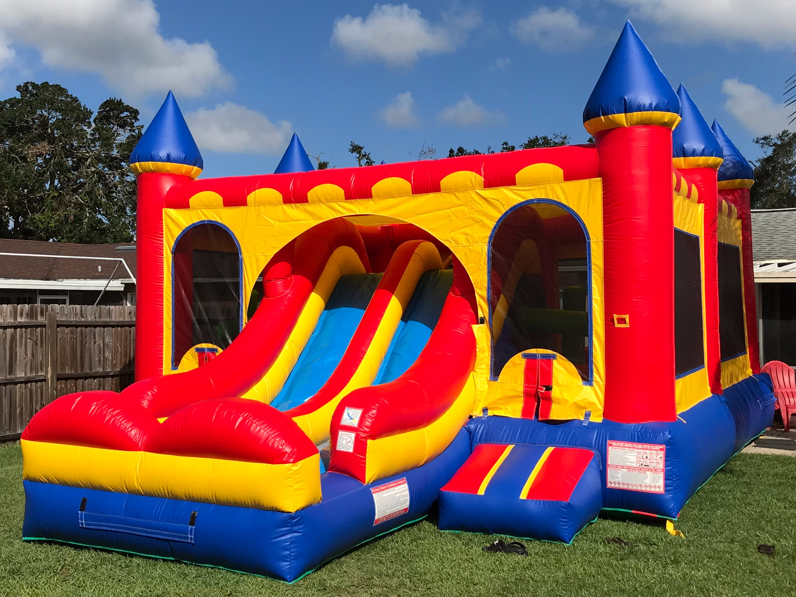 Surprising Combo Bounce House Rentals Las Vegas Call 702 213 9433 Interior Design Ideas Gentotryabchikinfo
